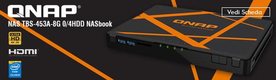 Nas Qnap TBS-453A-8G 0/4HDD NASbook [TBS-453A-8G]