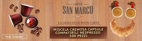 BAnner caffe 100 cremoso