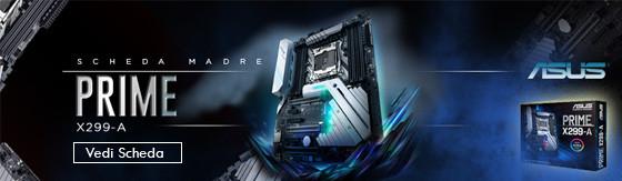 Scheda Madre Asus Prime X299-A 2066
