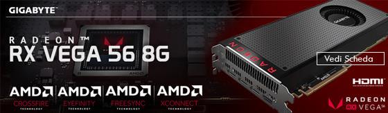 Scheda Video Amd Gigabyte RX Vega56 8GB