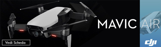 Drone Dji Mavic Air bianco [159527]