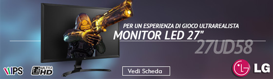 "Monitor Led 27"" Lg 27UD58"