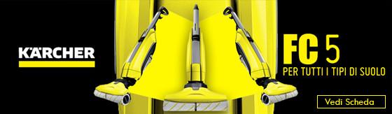 Scopa elettrica Karcher 5