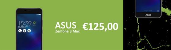 Smartphone Asus ZC553KL Zenfone 3 Max 3GB/32GB Tim