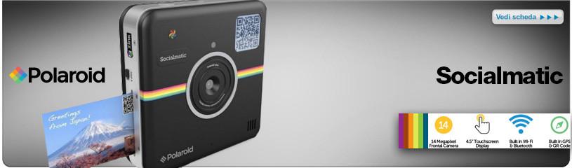 Fotocamera Polaroid Socialmatic