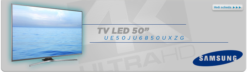 "Tv Led 50"" Samsung 4K"