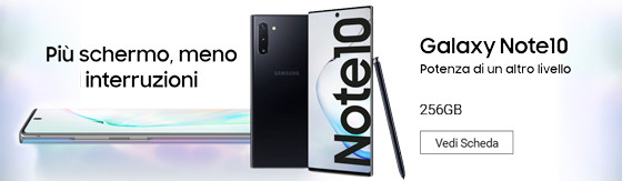 Samsung Galaxy Note 10 web