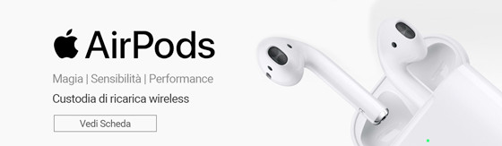 Airpods ricarica wireless web