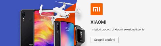 Xiaomi selezione web